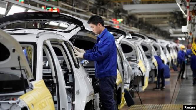 Nếu chấp hành lệnh của ông Trump rời khỏi Trung Quốc, General Motors sẽ mất đi thị trường lớn nhất. (Ảnh: Reuters)