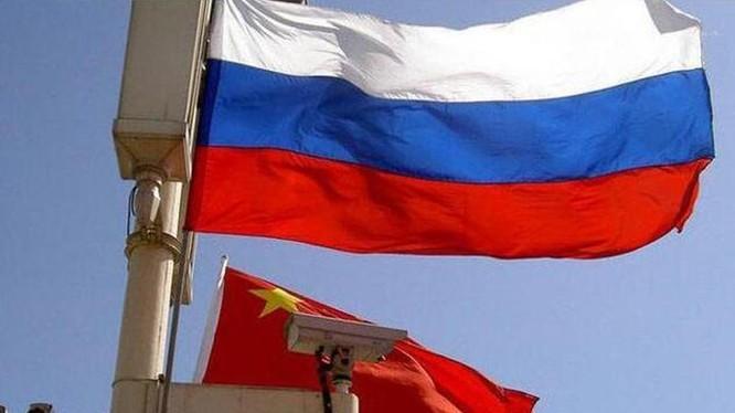 Với việc quan hệ Trung - Mỹ xấu đi do chương trình thương mại, quan hệ Trung - Nga ngày càng phát triển, nhất là trong lĩnh vực thương mại. Ảnh: Internet