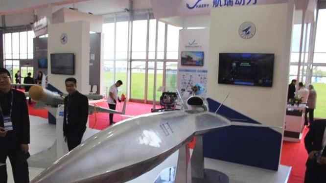 Sự xuất hiện của LJ-1 đã gây nên sự chú ý tại Triển lãm hàng không Moscow 2019. Ảnh: Kknews