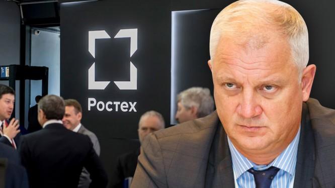 Ông Alexander Korshunov, người đứng đầu bộ phận phát triển kinh doanh của Công ty chế tạo động cơ UEC của Nga, bị Italy bắt tại sân bay Naples theo yêu cầu của phía Mỹ. Ảnh: The Moscow Times