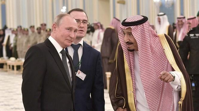 Với việc Mỹ suy giảm khả năng chủ đạo các vấn đề ở Trung Đông, chuyến thăm của Tổng thống Putin đã khiến cục diện Trung Đông đang thay đổi.