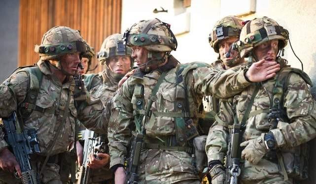 Việc lực lượng đặc biệt Hoàng gia Anh xuất hiện tại thành phố Manbij phía Bắc Syria thế chân quân Mỹ khiến Thổ Nhĩ Kỳ rất tức giận.