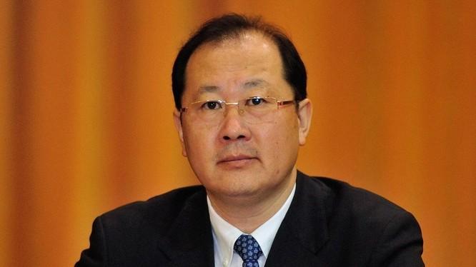 Ông Nhiệm Học Phong, Ủy viên Dự khuyết trung ương Đảng Cộng sản Trung Quốc, Phó Bí thư thành ủy Trùng Khánh vừa đột ngột qua đời.