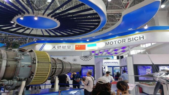 Công ty Thiên Kiêu của Trung Quốc đã có mối quan hệ hợp tác chặt chẽ và định mua đứt Motor Sich từ lâu nhưng chưa được.