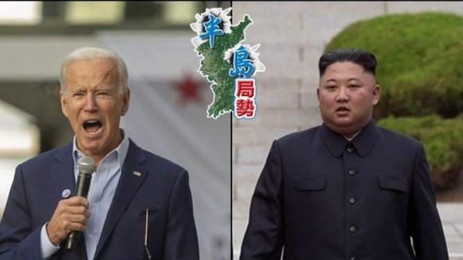 """Ông Joe Biden bị truyền thông Triều Tiên dọa """"đập chết"""" vì phỉ báng nhà lãnh đạo Kim Jong-un. Ảnh: Đông Phương,"""