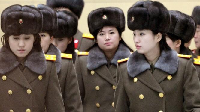 Ban nhạc nữ Moranbong lại hủy bỏ chuyến thăm biểu diễn ở Trung Quốc gây nên dư luận bàn tán về quan hệ giữa Trung Quốc và Triều Tiên. Ảnh: Đa Chiều.