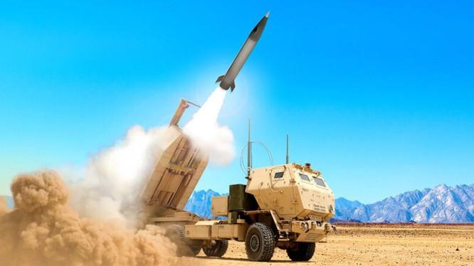 Hệ thống tên lửa chính xác kiểu mới (PrSM) của hãng Lockheed Martin đã thử nghiệm thành công.