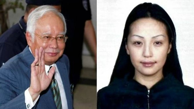 Ông Najib Razak bị vệ sĩ cũ tố cáo đã ra lệnh giết hại cô người mẫu Mông Cổ Shaaribuu Altantuya