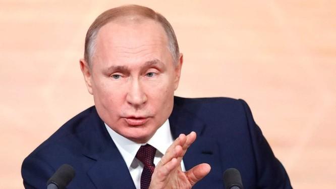 Ngày 19/12, Tổng thống Nga V.Putin đã tổ chức họp báo quốc tế thường niên 2019 và nói về nhiều vấn đề quan trọng.