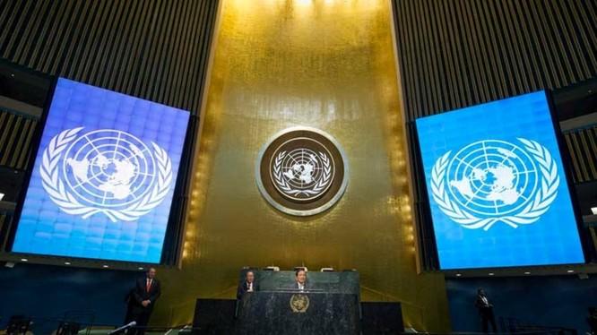 Sáu quốc gia Yemen, Venezuela, Cộng hòa Trung Phi, Gambia, Lesotho và Tonga sẽ mất quyền bỏ phiếu tại Đại hội đồng LHQc năm nay vì thiếu nợ hội phí (Ảnh: UN)