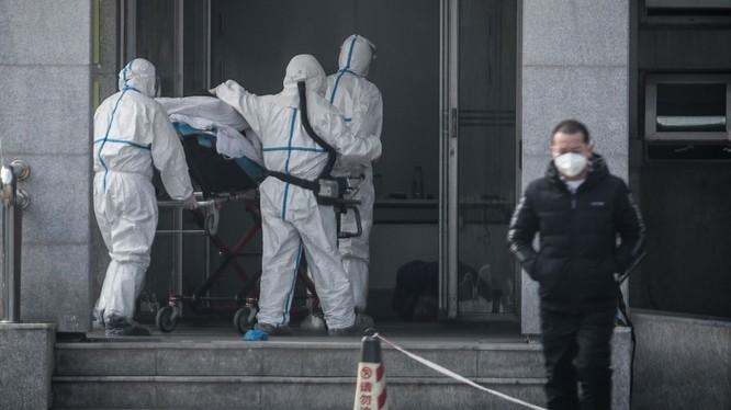 Chỉ trong 2 ngày 18 và 19/1, 18 và 19/1 đã có 136 trường hợp viêm phổi do nhiễm coronavirus mới đã được tăng thêm ở Vũ Hán, thêm người thứ 3 đã chết (Ảnh: Getty)