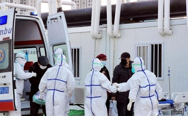 Số người bị bệnh COVID-19 ở Vũ Hán vẫn tiếp tục tăng mạnh (Ảnh: Tân Hoa xã)