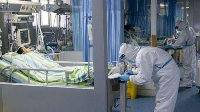 Số bệnh nhân mới ở Hồ Bắc và Vũ Hán đã giảm, nhưng số người tử vong vẫn nhiều (Ảnh: Tân Hoa xã)