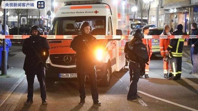 Cảnh sát phong tỏa khu vực xảy ra vụ việc (Ảnh: 6do.net)