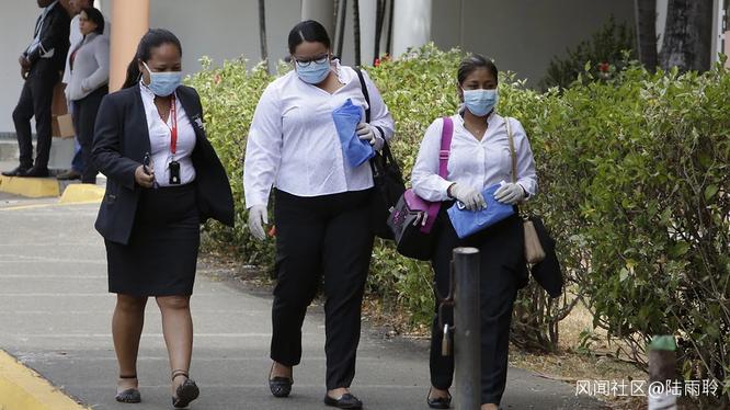 Từ ngày 1/4, phụ nữ Panama chỉ có thể ra ngoài vào thứ Hai, thứ Tư và thứ Sáu mà không có đàn ông đi cùng (Ảnh: EPA).
