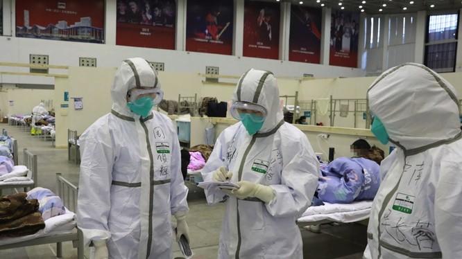 Nghiên cứu của hai học giả Đức cho rằng số người bị bệnh được ghi nhận trên toàn cầu chỉ chiếm 6% con số thực tế (Ảnh: AP).