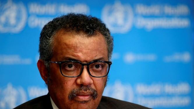 Tổng giám đốc WHO Tedros Adhanom đang hứng chịu nhiều lời chỉ trích và đòi phải từ chức từ phía Mỹ (Ảnh: Getty)
