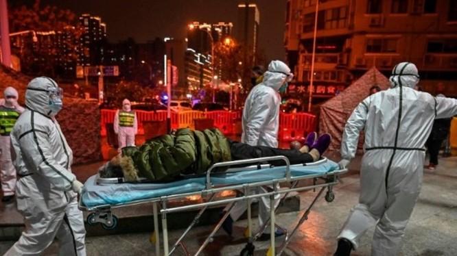 Ngày càng có thêm nhiều người tham gia kiện Trung Quốc che giấu dịch bệnh, đòi bồi thường (Ảnh: DF).