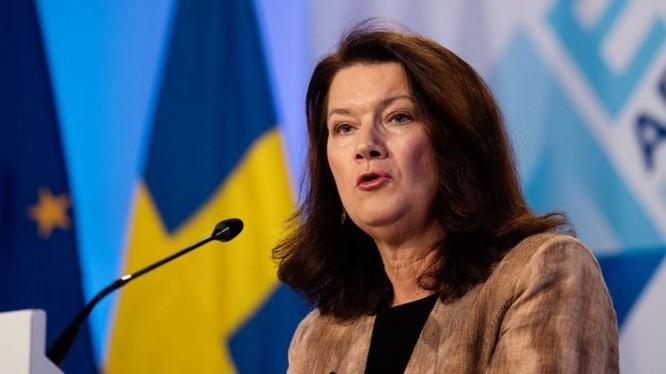 Ngoại trưởng Thụy Điển Ann Linde đề xuất tiến hành điều tra về hoạt động của WHO và nguồn gốc của virus Corona mới (Ảnh: tellerreport).