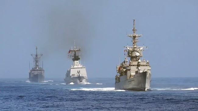 Vụ Pháp nâng cấp và bảo trì 6 tàu chiến Lafayette cho Đài Loan đã khiến quan hệ Trung Quốc - Pháp lâm vào tình trạng căng thẳng (Ảnh: Creaders)