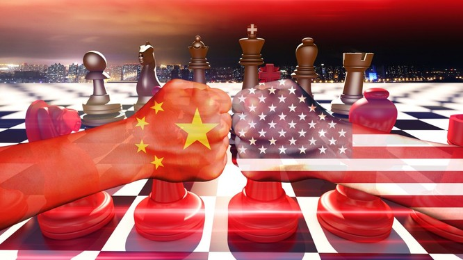Quan hệ Mỹ - Trung tới đây sẽ là đối đầu và cạnh tranh chiến lược quết liệt (Ảnh: istockphoto)