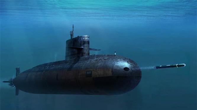 Việc Mỹ phê chuẩn bán ngư lôi Mk-48 Mod6 AT tối tân cho Đài Loan khiến Trung Quốc phản đối mạnh mẽ.Ảnh: ngư lôi Mk-48 được phóng từ tàu ngầm (Ảnh: Đa Chiều).