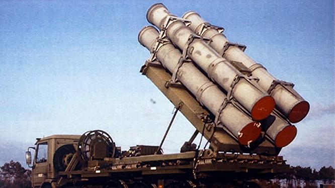 Đài Loan có kế hoạch mua hệ thống tên lửa bờ chống hạm Harpoon để tăng cường khả năng tác chiến (Ảnh: DJY).