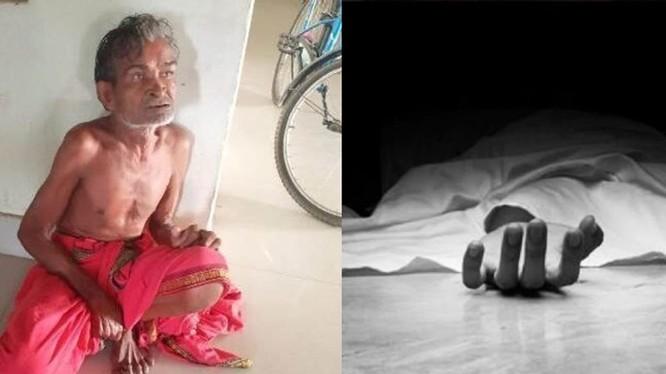 Vì mê tín, thầy tế Sansari Ojha (trái) đã phạm tội giết người (Ảnh: seehua).