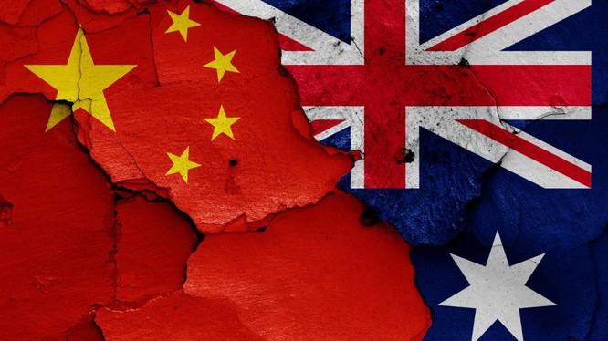 Quan hệ giữa Australia và Trung Quốc hiện đang ở trong tình trạng xấu chưa từng thấy (Ảnh:elextremosur).