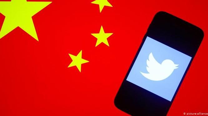Ngày 11/6, Twitter đã xóa hơn 170 ngàn tài khoản giả mạo đến từ Trung Quốc (Ảnh: Deutsche Welle)