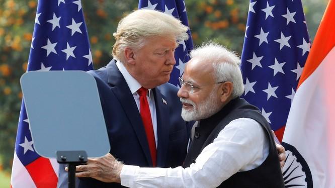 Ông Donald Trump đã tỏ rõ lập trường ủng hộ Ấn Độ trong cuộc xung đột Trung - Ấn ở biên giới (Ảnh: Đa Chiều).