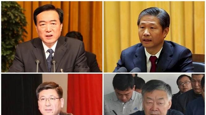 Bốn quan chức cấp cao của Khu tự trị Duy Ngô Nhĩ Tân Cương bị Mỹ quyết định trừng phạt (Ảnh: Guanghua).