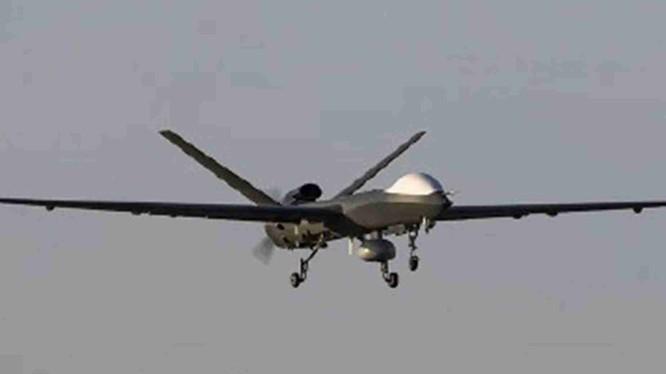 Trung Quốc nói đã bay thử nghiệm thành công loại UAV chuyên dụng cho bay biển đầu tiên (Ảnh: Đa Chiều).