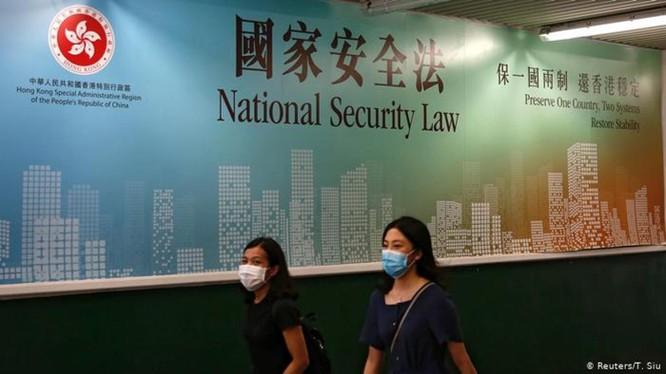 Việc Trung Quốc ban hành Luật An ninh Quốc gia cho Hồng Kông được coi là ảnh hưởng mạnh đến tương lai của thành phố này (Ảnh: Reuters).