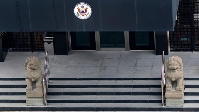 Trung Quốc yêu cầu Mỹ đóng cửa Lãnh sự quán ở Thành Đô trước 16 giờ chiều ngày 27/7 (Ảnh: VCG).