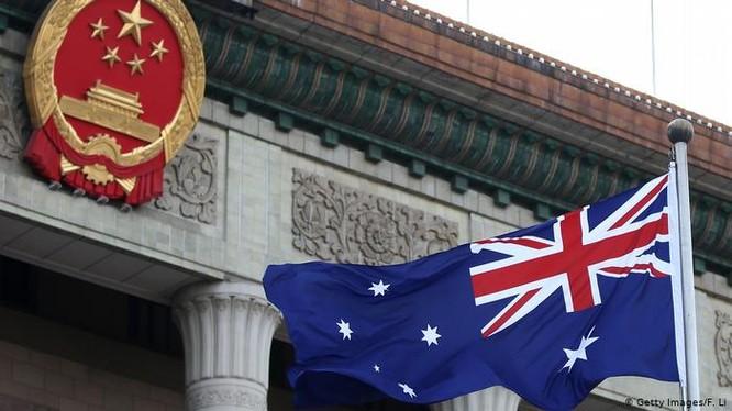 Lần đầu tiên, Australia tuyên bố thẳng thắn bác bỏ các yêu sách phi lý của Trung Quốc về chủ quyền trên Biển Đông (Ảnh: Getty).