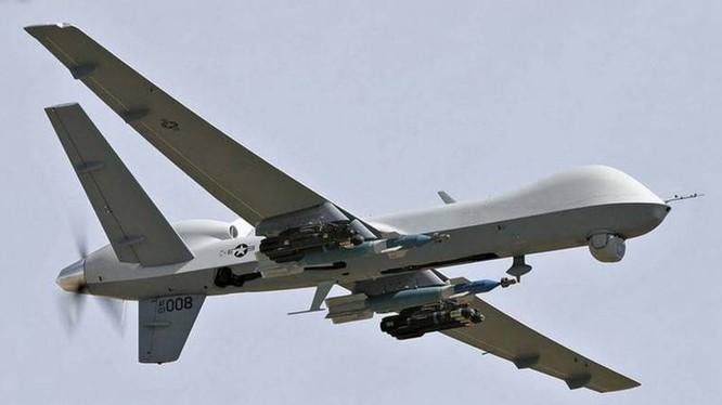Với việc xem xét bán máy bay không người lái hiện đại loại lớn MQ-9B, Mỹ đã coi Đài Loan như các đồng minh thân cận (Ảnh: topwar.ru).