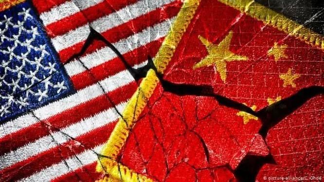 Quan hệ Mỹ - Trung đang ở vào thời điểm tồi tệ nhất trong nhiều năm qua (Ảnh: Guancha).