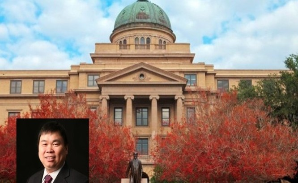 Giáo sư Thành Chính Đông trở thành nhà khoa học Mỹ gốc Hoa mới nhất bị FBI bắt do làm việc cho chính phủ Trung Quốc (Ảnh: Đông Phương).