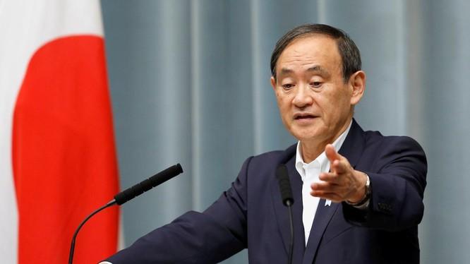 Ông Suga chính thức trở thành tân thủ tướng Nhật Bản