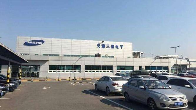 Nhà máy TV Samsung Thiên Tân sẽ bị đóng cửa vào tháng 11 tới. (Ảnh: new.qq).