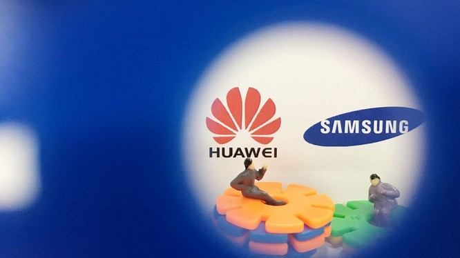 Samsung và SK Hynix chấm dứt cung cấp chip sẽ là đòn chí tử giáng vào gã khổng lồ công nghệ Trung Quốc Huawei (Ảnh: Đa Chiều).