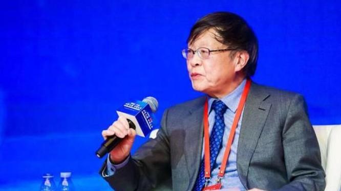 Giáo sư lịch sử Trung Quốc Tiêu Công Tần cho rằng quan hệ Trung - Mỹ hiện đang ở trong tình trạng như quan hệ Nhật - Mỹ thời điểm trước Sự kiện Trân Châu Cảng khi xưa (Ảnh: Sina).