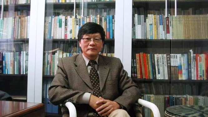Giáo sư Tiêu Công Tần: nếu xảy ra, chiến tranh Trung - Mỹ sẽ là một cuộc chiến mang tính hủy diệt (Ảnh: Sohu).
