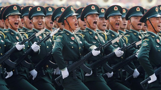 Trung Quốc có sự thay đổi quan trọng khi tuyên bố không đảm bảo rằng sẽ không nổ súng trước (Ảnh: Đa Chiều).