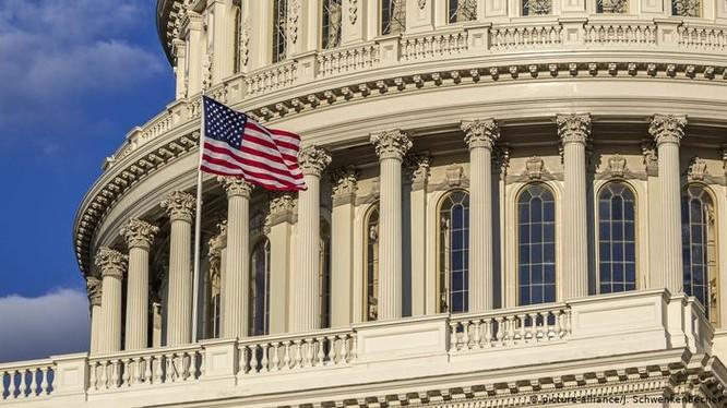Việc 50 Thượng nghị sĩ thuộc hai đảng ở Mỹ gửi thư ngỏ kêu gọi triển khai đàm phán Hiệp định thương mại song phương với Đài Loan sẽ gây căng thẳng thêm quan hệ Mỹ - Trung (Ảnh: Deutsche Welle).