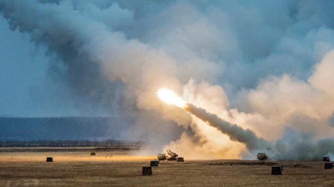 Các tên lửa Mỹ bán cho Đài Loan sẽ là mối đe dọa đối với các lực lượng đổ bộ tấn công (Ảnh: Dwnews).