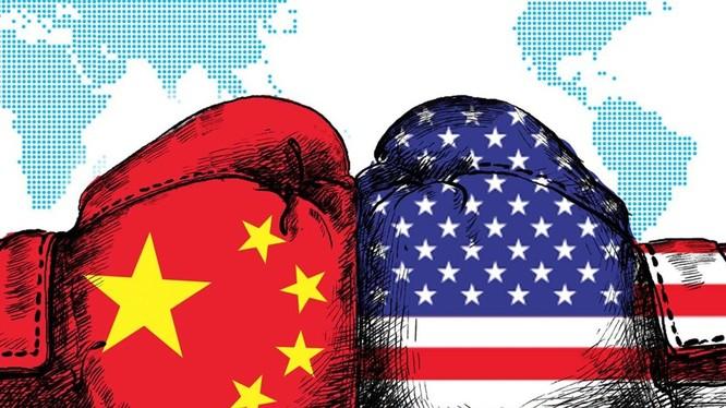 Sự đối đầu quân sự giữa Mỹ và Trung Quốc đang có sự biến đổi về chất theo chiều hướng nguy hiểm (Ảnh: Dwnews).
