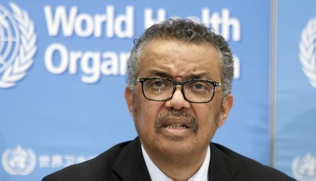 Tổng thư ký Tedros Adhanom bị nhiễm COVID-19 sẽ có thể khiến WHO bị chỉ trích mạnh mẽ vì biện pháp chống dịch (Ảnh: Dongfang).