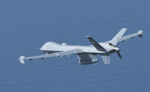 Ngày 3/11, Bộ Ngoại giao Mỹ đã chính thức phê chuẩn bán lô vũ khí gồm 4 chiếc máy bay không người lái MQ-9B và các hệ thống phụ trợ trị giá 600 triệu USD cho Đài Loan (Ảnh: Dongfang).